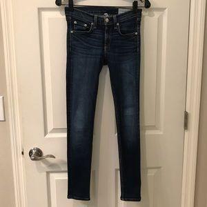Rag & Bone Skinny Jean in Kensington size 25